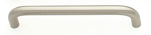 Castella Linear Conduit Brushed Nickel 128mm D Pull Handle