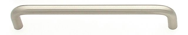 Castella Linear Conduit Brushed Nickel 160mm D Pull Handle