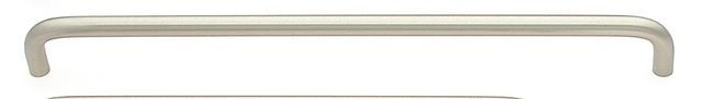 Castella Linear Conduit Brushed Nickel 288mm D Pull Handle