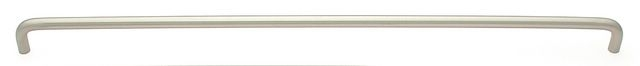 Castella Linear Conduit Brushed Nickel 480mm D Pull Handle
