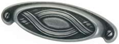 Castella Heritage Nouveau 64mm Pewter Cup Pull