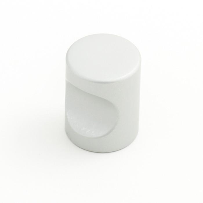 2495 Castella Minimal Micro Aluminium Cylinder 20mm Knob