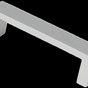 Castella Linear Wide Aluminium 96mm Square D Pull Handle
