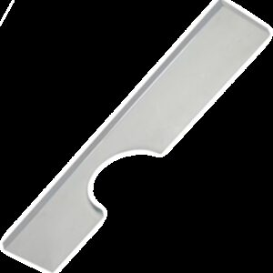 Castella Memphis 128mm Polished Chrome D Pull Handle