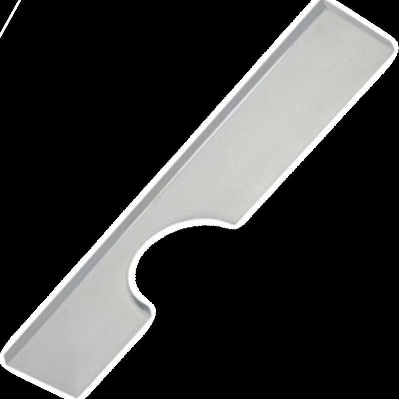 Castella Memphis 128mm Polished Chrome D Pull Handle