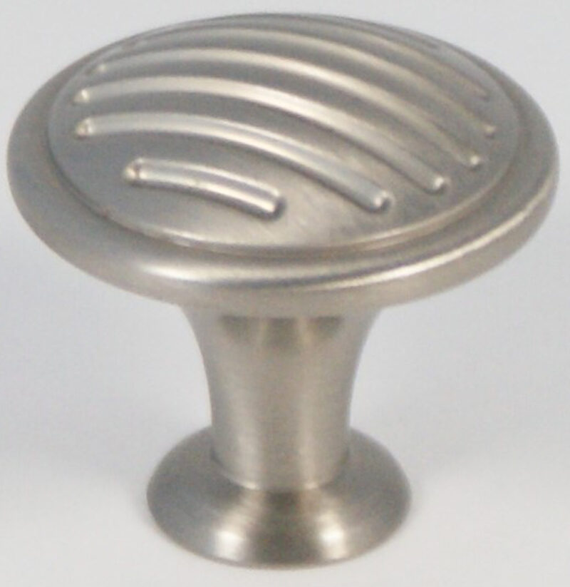 Castella Fj Collection Brushed Nickel 32mm Knob 53 032 10 2