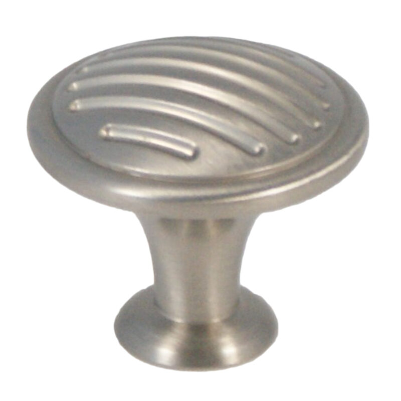 Castella Fj Collection Brushed Nickel 32mm Knob 53 032 10