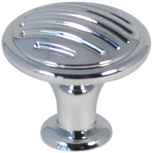 Castella Fj Collection Polished Chrome 32mm Knob 53 032 06