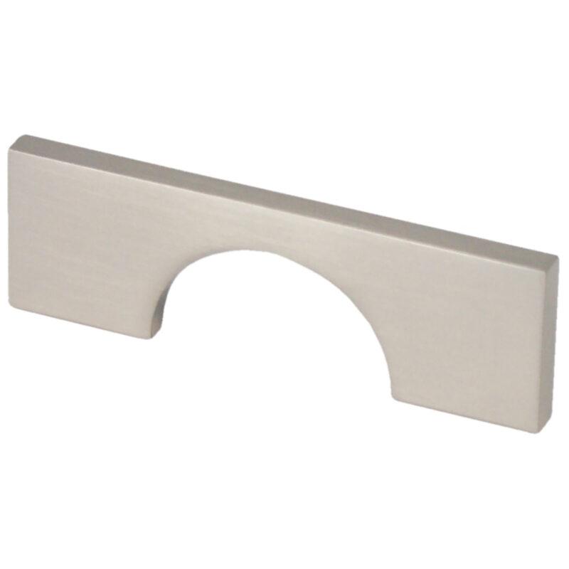 Castella Memphis Brushed Nickel Handle 65 064 10 1