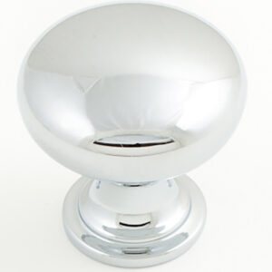 Castella Nostalgia Kennedy Polished Chrome 30mm Knob 050 030 06