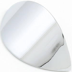 Castella Nostalgia Kennedy Polished Chrome 32mm Hooded Cup Pull 021 032 06