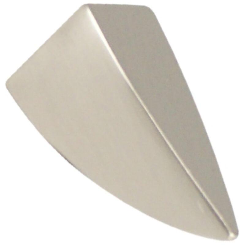 Castella Retro Incisor 35mm Brushed Nickel Knob 17 035 10 1