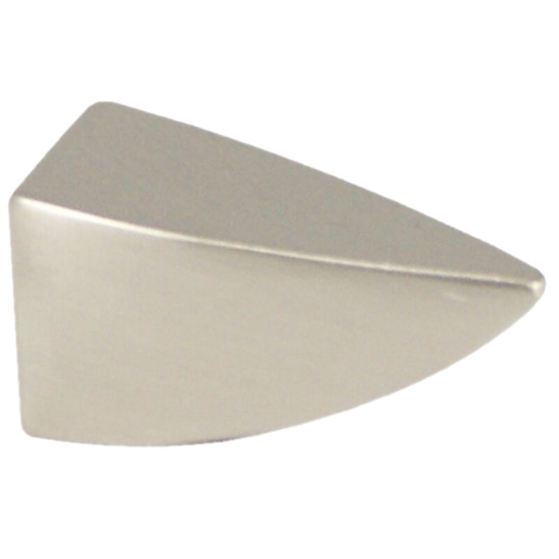 Castella Retro Incisor 35mm Brushed Nickel Knob 17 035 10