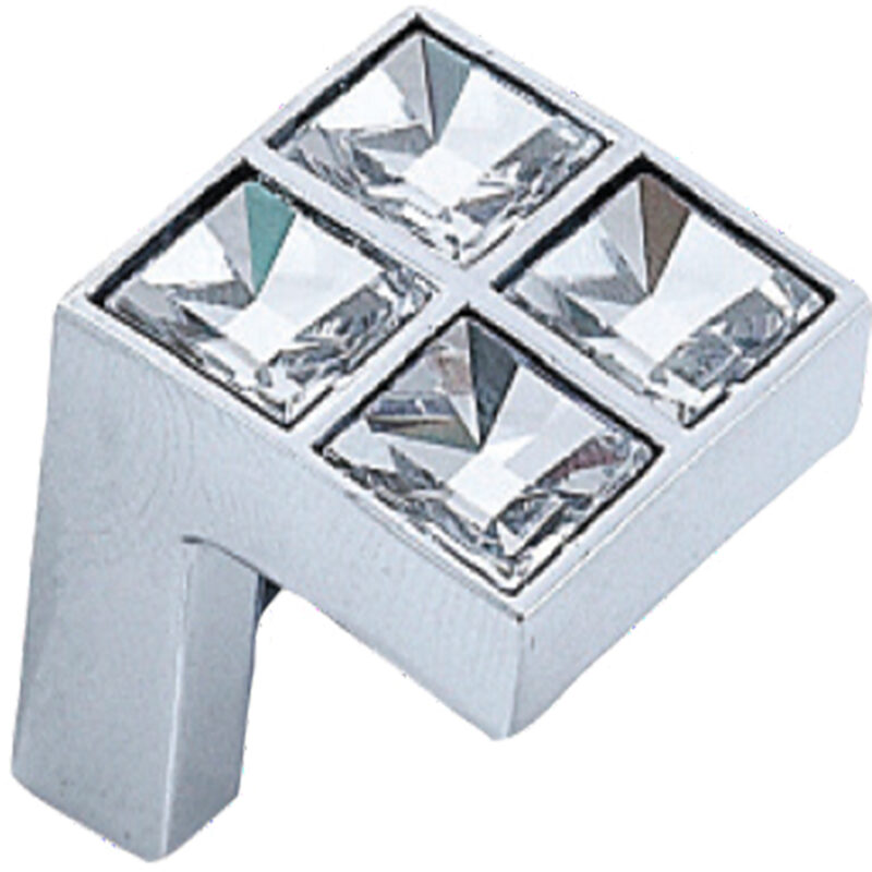 Dorset Mira Collection Chrome Plate Crystal Zinc Alloy V550 016 Cp Cst2