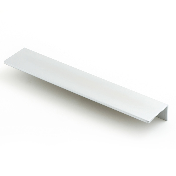 Castella Minimal Blade Satin Chrome 192mm Lip Pull Handle
