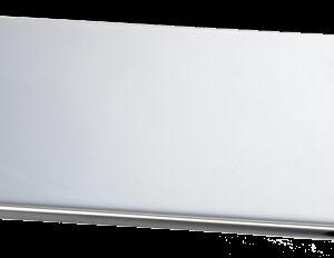 Castella Estamp Wing Series Polished Chrome 16mm Handle