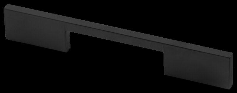 Castella Estamp I-Spazio Series Matt Black 128mm Handle