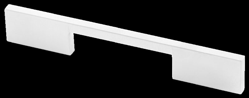 710 Castella Estamp I Spazio Series Matt White 192mm Handle