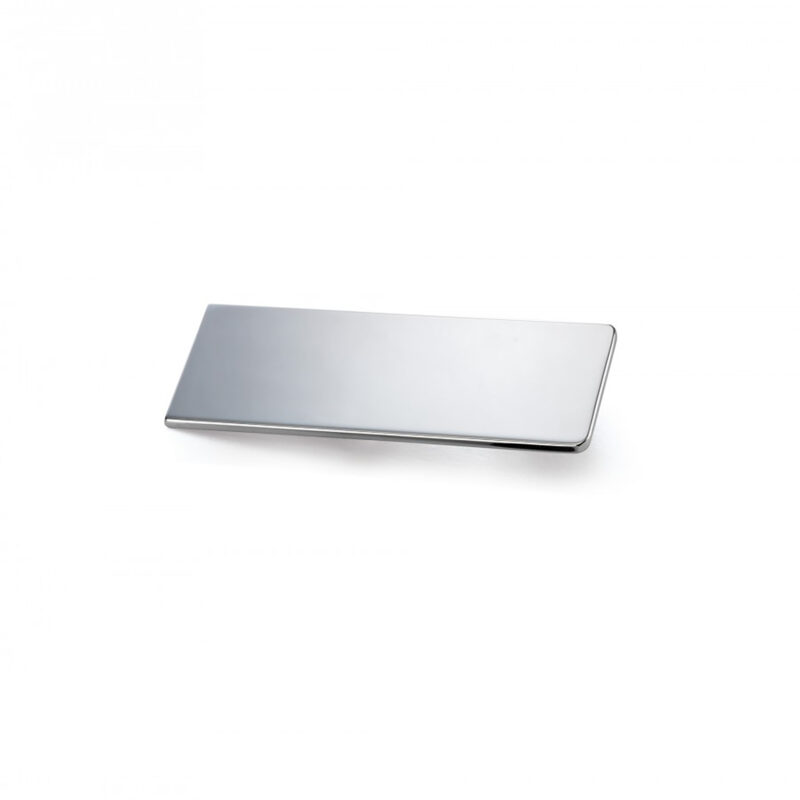 Castella Geometric Vertex Polished Chrome 16mm Handle Coat Hook 700 016 06 2