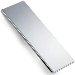Castella Geometric Vertex Polished Chrome 16mm Handle Coat Hook 700 016 06 3