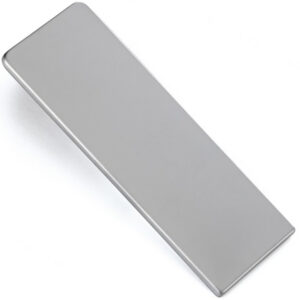 Castella Geometric Vertex Satin Chrome 16mm Handle Coat Hook 700 016 15 3