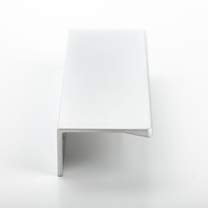 Castella Minimal Blade 96mm Satin Chrome Lip Pull Handle Sah 712 096 15 2
