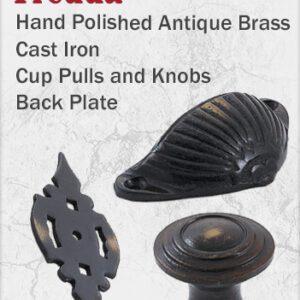 Fredda Cast Iron Collection