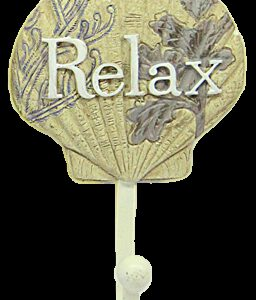 Venera Sea Shell Shape Relax Decorative Coat Hooks