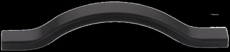 Sencillo Eleganta Pure Black 96mm Handle