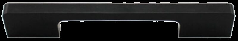 1209 Sencillo Eleganta Kenina Pure Black 96mm Bar Handle