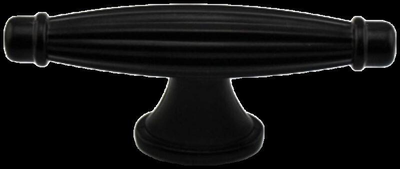 1251 Sencillo Eleganta Viejo Black 67mm T Knob