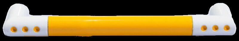1281 Vibrante Manija Amarillo 128mm Yellow D Handle