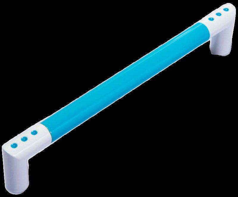 Vibrante Manija Azul 160mm Blue D Handle