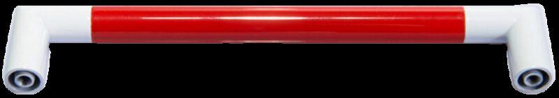 1335 Vibrante Manija Roujo 160mm Red D Handle