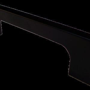 Sencillo Eleganta Tegan Matte Black 96mm Bar Handle