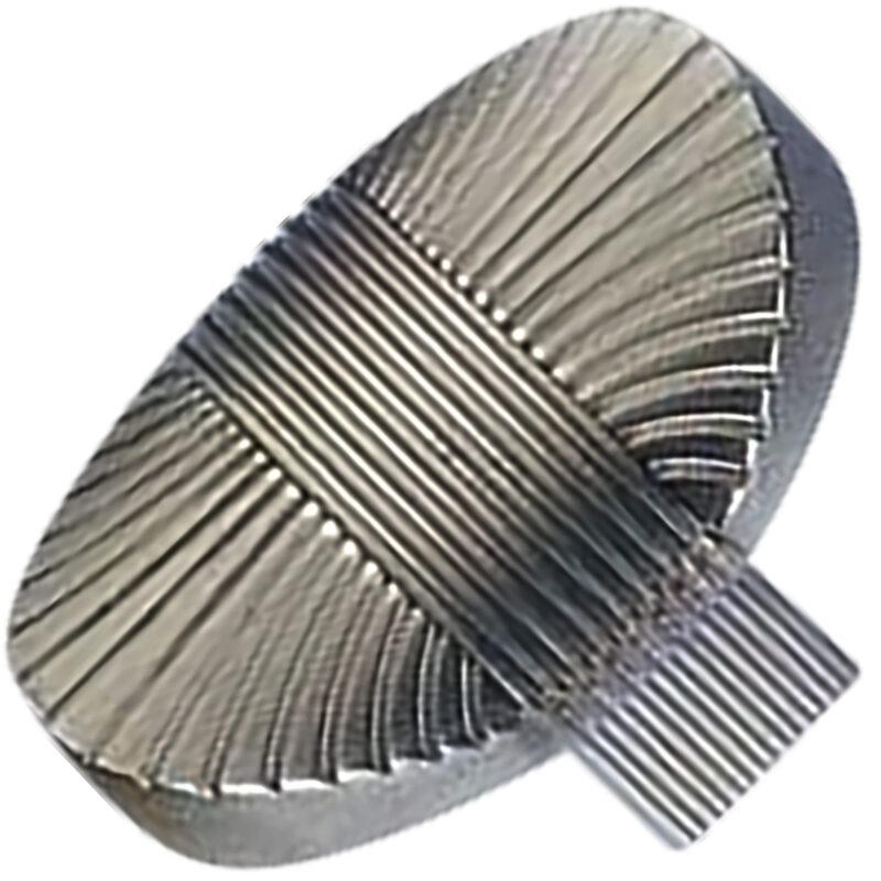 Castella Artisan Harvest 35mm Brushed Tin Knob 756 034 85