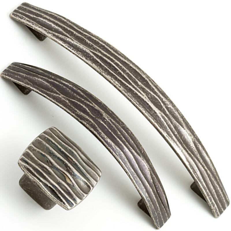 Castella Artisan Ripple Range Handles Knobs Overview