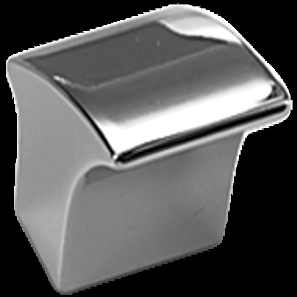 Castella Contour Gradient Polished Chrome 30mm Knob