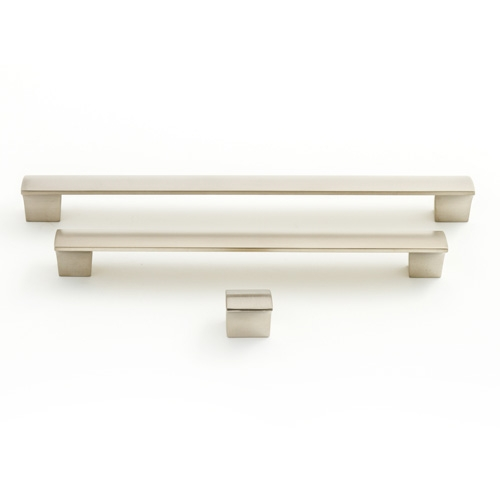 Castella Contour Gradient Brushed Nickel 160mm Handle