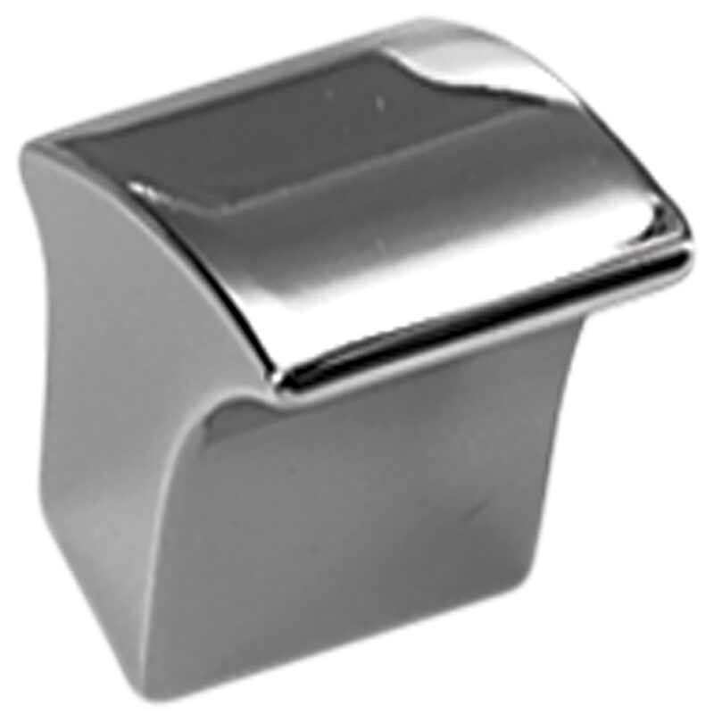 Castella Contour Gradient Polished Chrome 30mm Knob 732 030 06 2