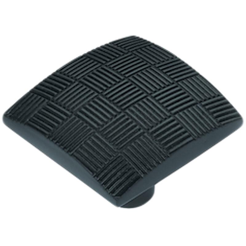 Castella Geometric Tessellate Oil Rubbed Bronze Square 34mm Knob 752 034 80 2