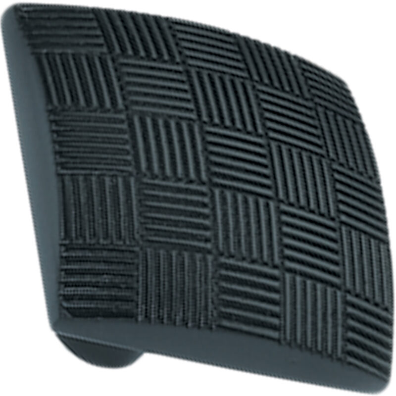Castella Geometric Tessellate Oil Rubbed Bronze Square 34mm Knob 752 034 80