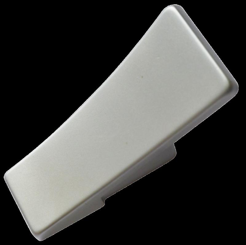 Castella Minimal Forme Satin Chrome 56mm Coat Hook 750 056 15 1