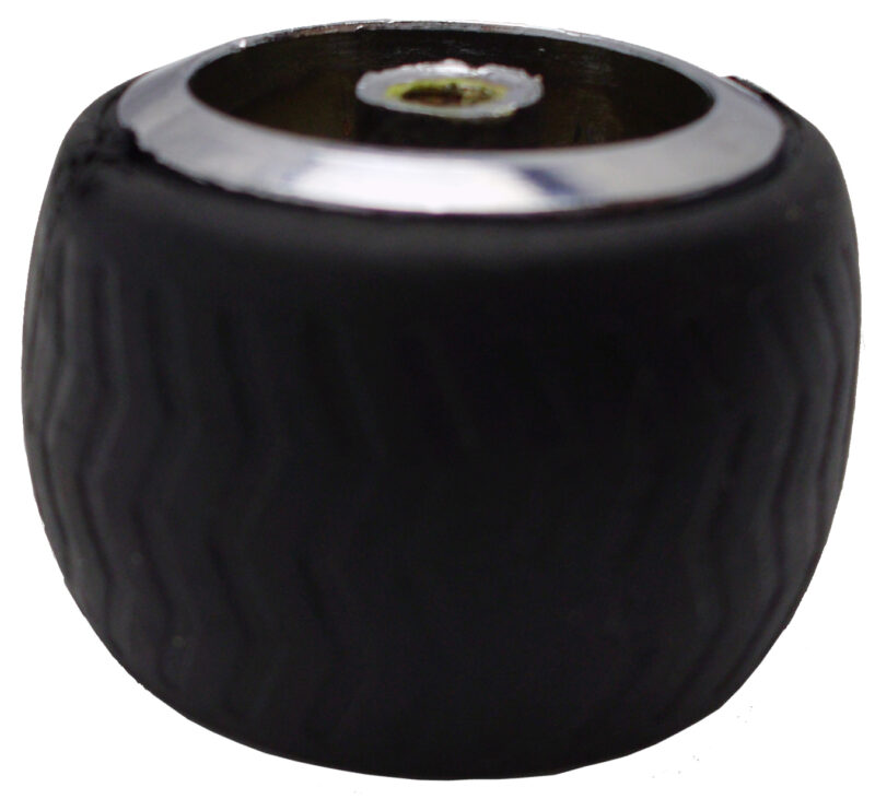 Mancave Tyre Rim Knob Byw Ld 084 Blkslv 4