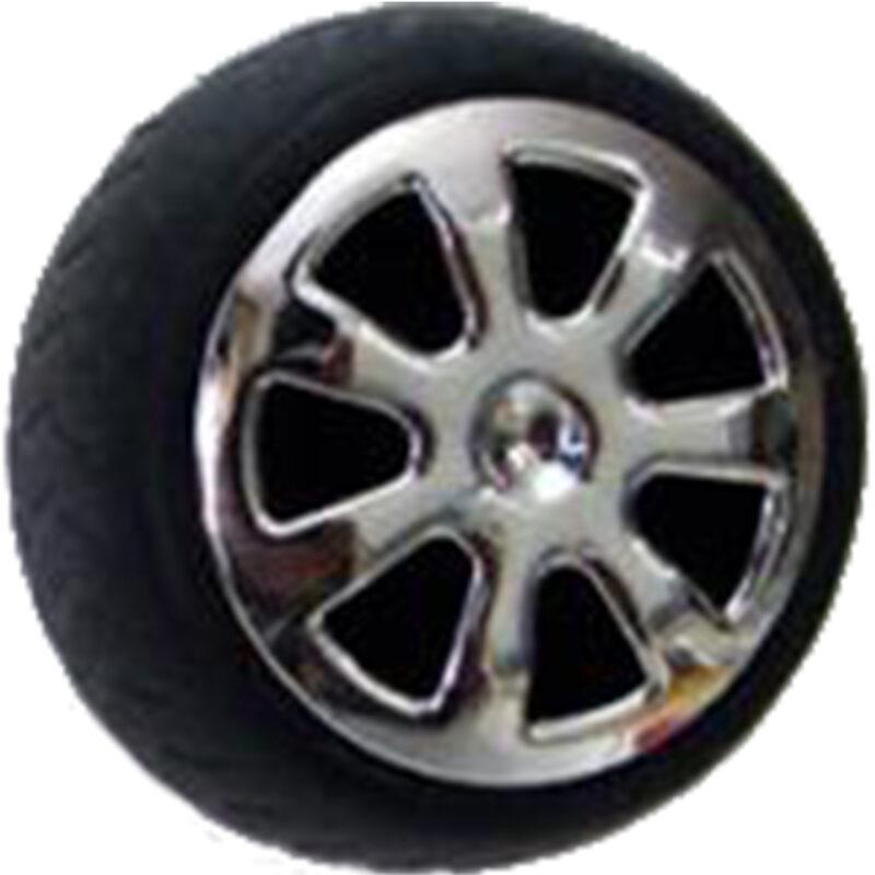 Mancave Tyre Rim Knob Byw Ld 084 Blkslv