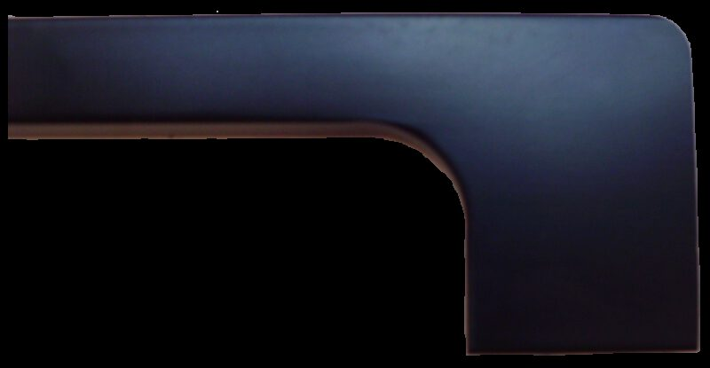 3469 Sencillo Eleganta Tegan Matte Black 128mm Bar Handle