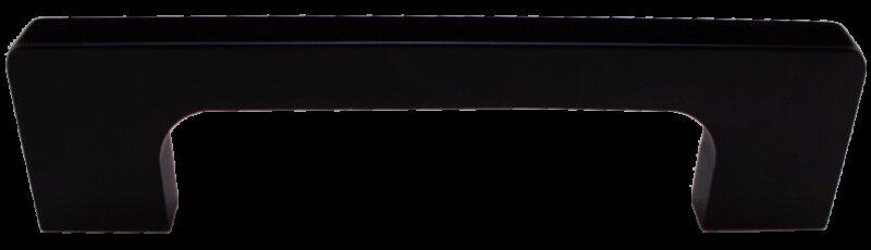 3470 Sencillo Eleganta Tegan Matte Black 128mm Bar Handle