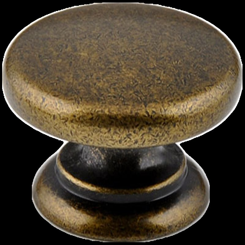 Small Town Collection Bronze 40mm Round Knob