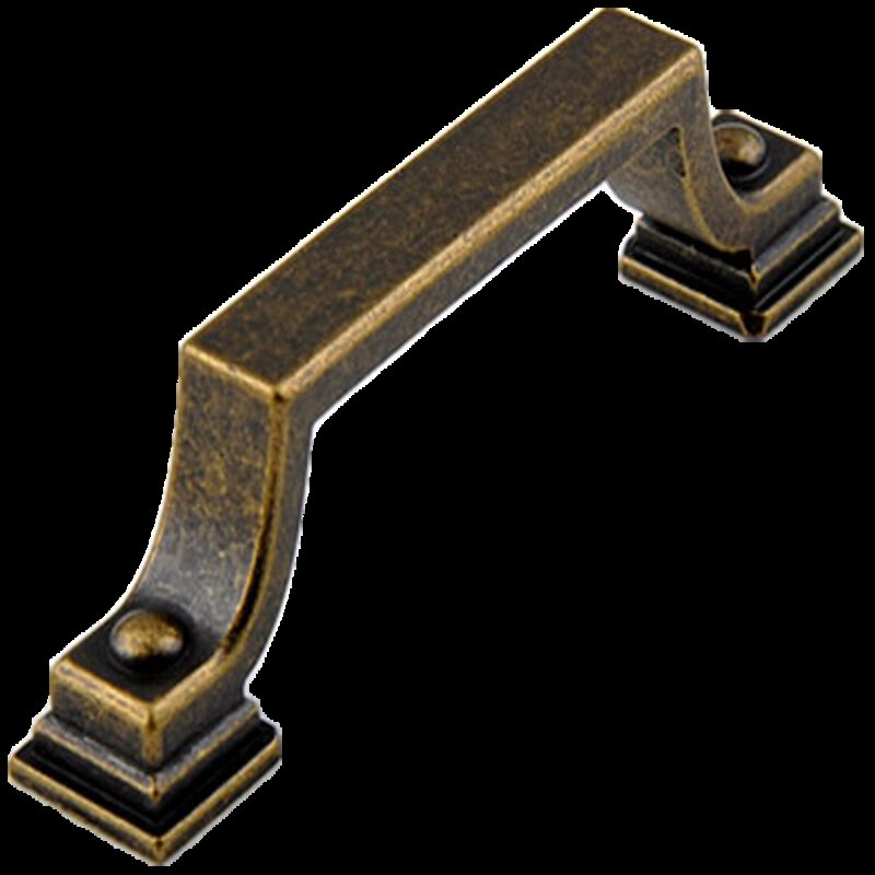 Small Town Collection Bronze 76mm D Pull Handle