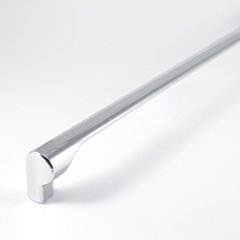 Castella Statement Terrace Bright Chrome 224mm D Pull Handle